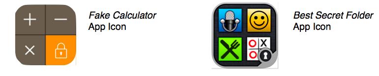 my secret folder app