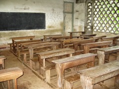 What the classroom SHOULD look like