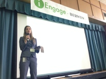 Shannon kicks of iEngage!