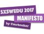 #SXSWedu 2017 Manifesto